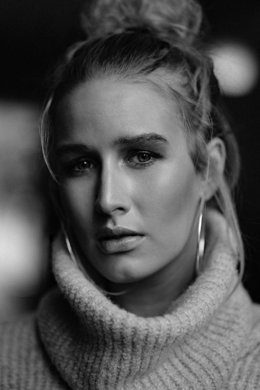 Photo of Christin Götzke by Dominic Pascal