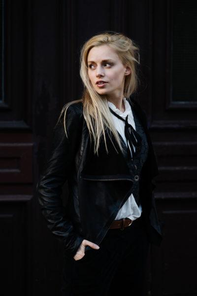Schauspielerin Annemarie Waldeck
